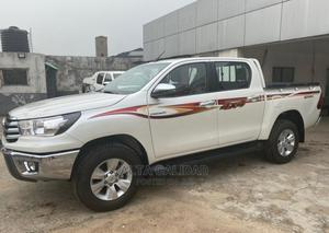 New Toyota Hilux 2019 Rugged 4x4 White | Cars for sale in Lagos State, Victoria Island