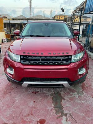 Land Rover Range Rover Evoque 2014 Red | Cars for sale in Lagos State, Lekki