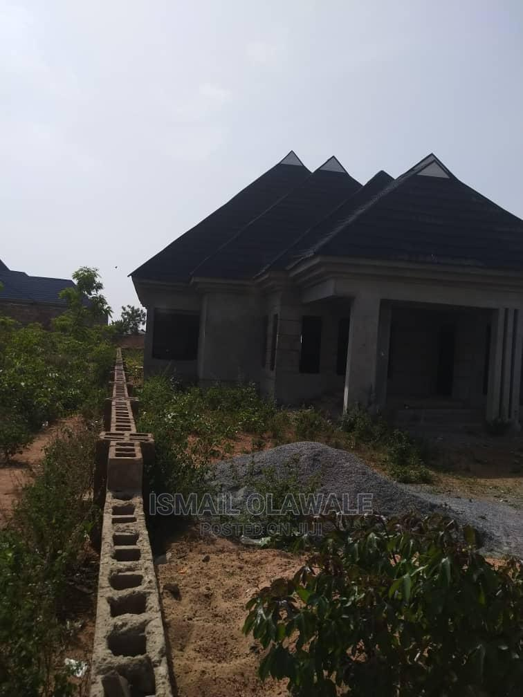 Uncompleted Standard 4 Bedroom Bungalow | Houses & Apartments For Sale for sale in Ilorin West, Kwara State, Nigeria