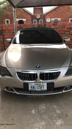 BMW 6 Series 2006 Silver | Cars for sale in Abuja (FCT) State, Kubwa