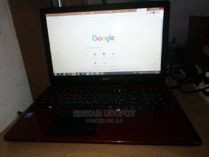 Laptop Acer Aspire E1-570 4GB Intel Core I3 HDD 320GB   Laptops & Computers for sale in Akwa Ibom State, Ikot Abasi