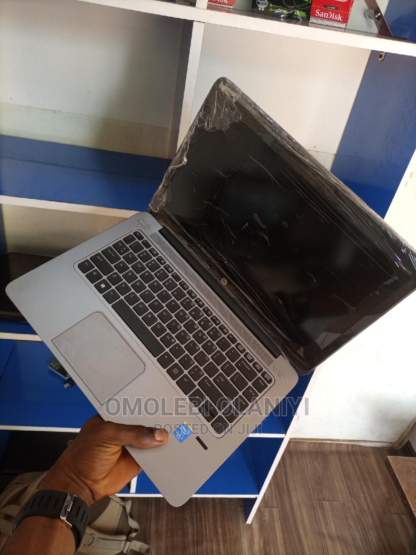 Archive: Laptop HP EliteBook Folio 1040 G2 8GB Intel Core I7 SSD 256GB
