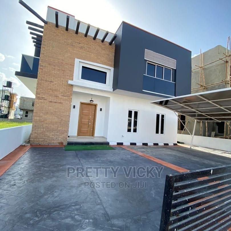 5bedrooms Fully Detached Duplex With Bq for Sale