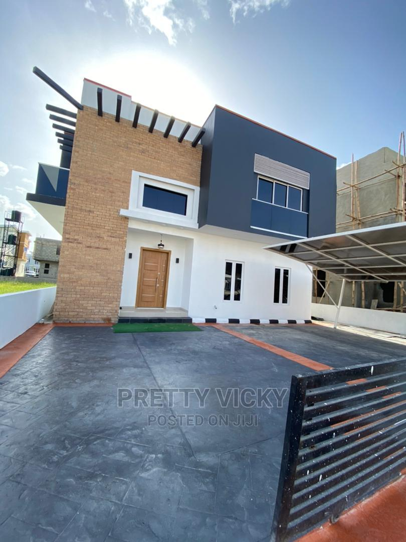 5bedrooms Fully Detached Duplex With Bq for Sale | Houses & Apartments For Sale for sale in Lekki, Lagos State, Nigeria