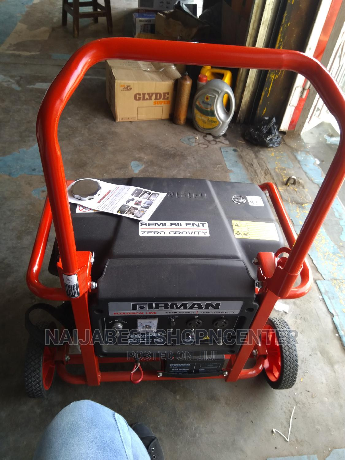Sumec Firman Eco-Friendly Generator