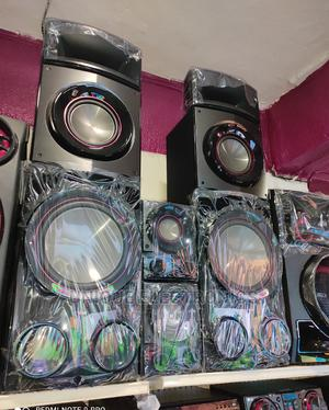2021 Made LG 2300watts 4.2CH Bass Blast (Bluetooth)HDMI 3 In   Audio & Music Equipment for sale in Lagos State, Apapa