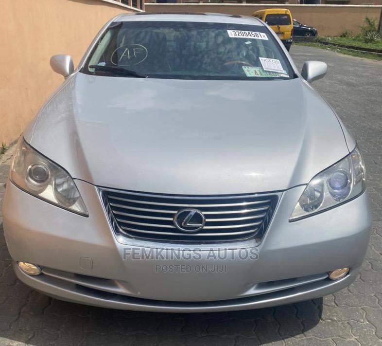 Archive: Lexus ES 2008 350 Silver