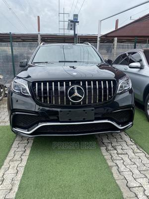 Mercedes-Benz GLS-Class 2017 GLS63 AMG Base Black | Cars for sale in Lagos State, Lekki