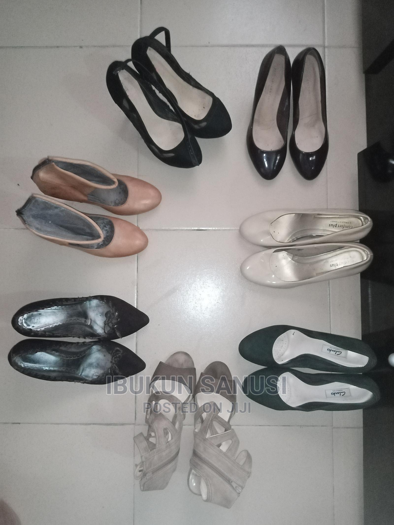 Archive: Original Female Fashion Heels