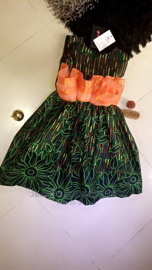 Short Ankara Dress   Children's Clothing for sale in Lagos State, Lekki