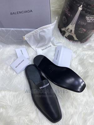 Balenciaga Leather Half Shoe   Shoes for sale in Lagos State, Lagos Island (Eko)