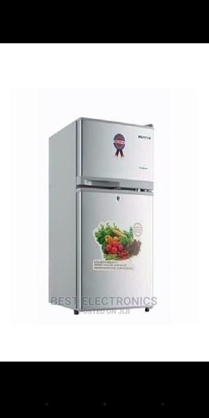 Polystar Double Door Refrigerator PV-DD202SL- | Kitchen Appliances for sale in Abuja (FCT) State, Katampe