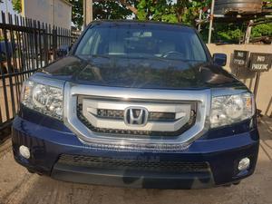 Honda Pilot 2010 Blue | Cars for sale in Lagos State, Apapa