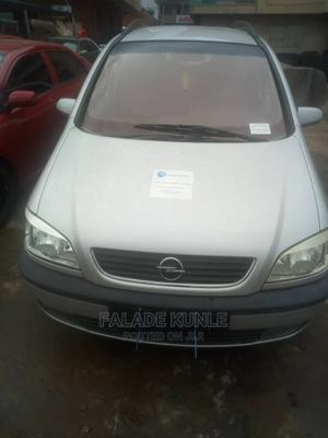 Opel Zafira 1999 Silver | Cars for sale in Lagos State, Ikeja