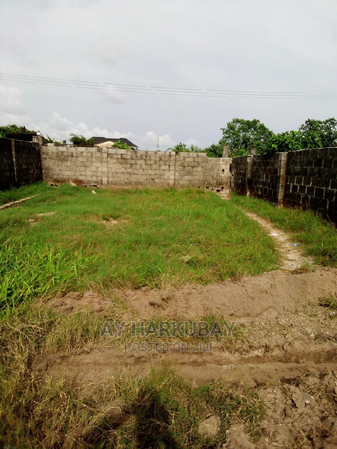Archive: Half Plot of Land for Sale