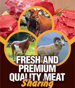 Cow, Goat, Ram Meat Sharing | Meals & Drinks for sale in Lagos State, Ikeja