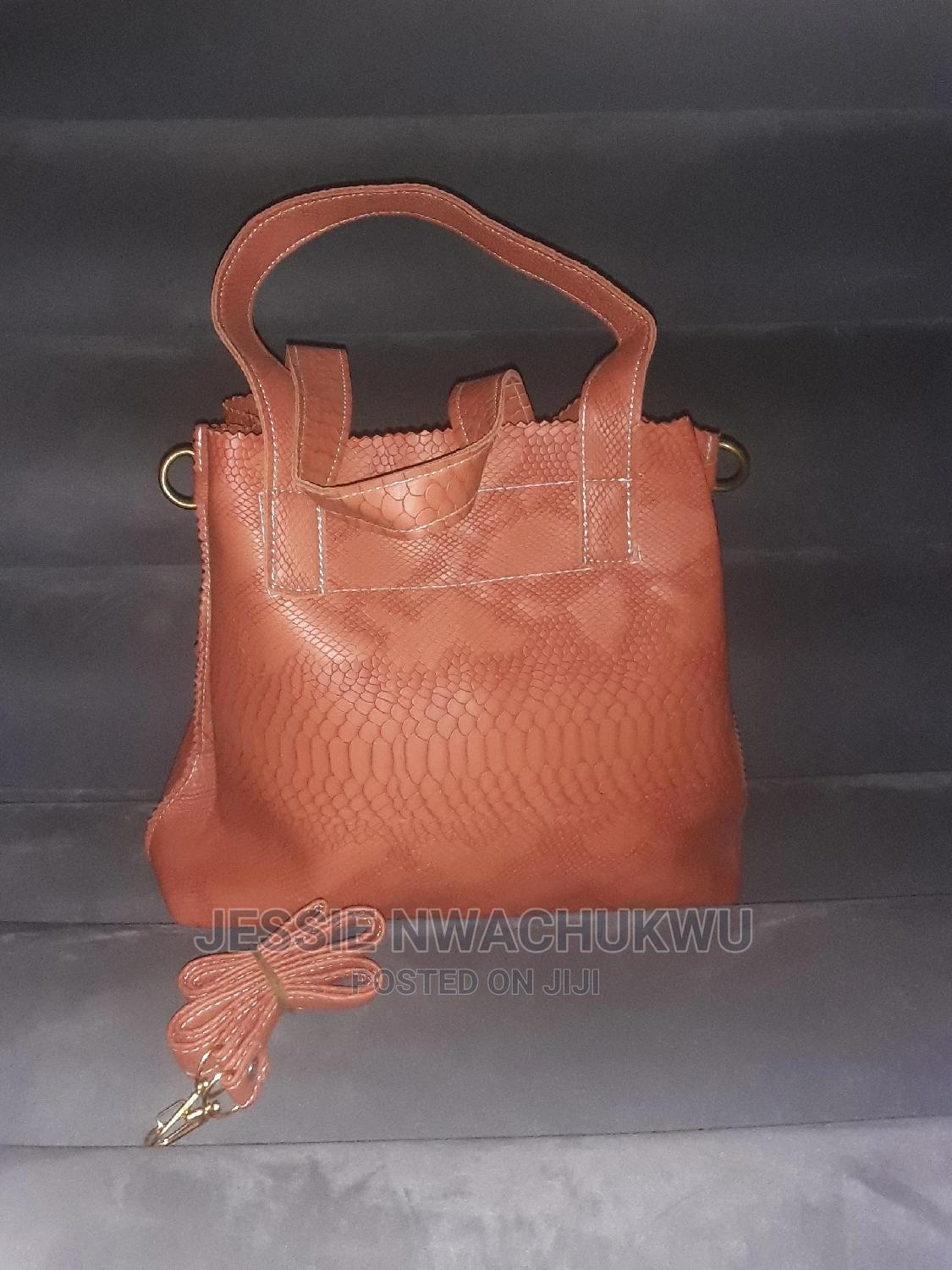 Archive: Animal Skin Pure Leather Bag