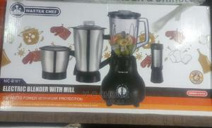 4 in 1 Master Chef Blender With Mil   Kitchen Appliances for sale in Lagos State, Lagos Island (Eko)