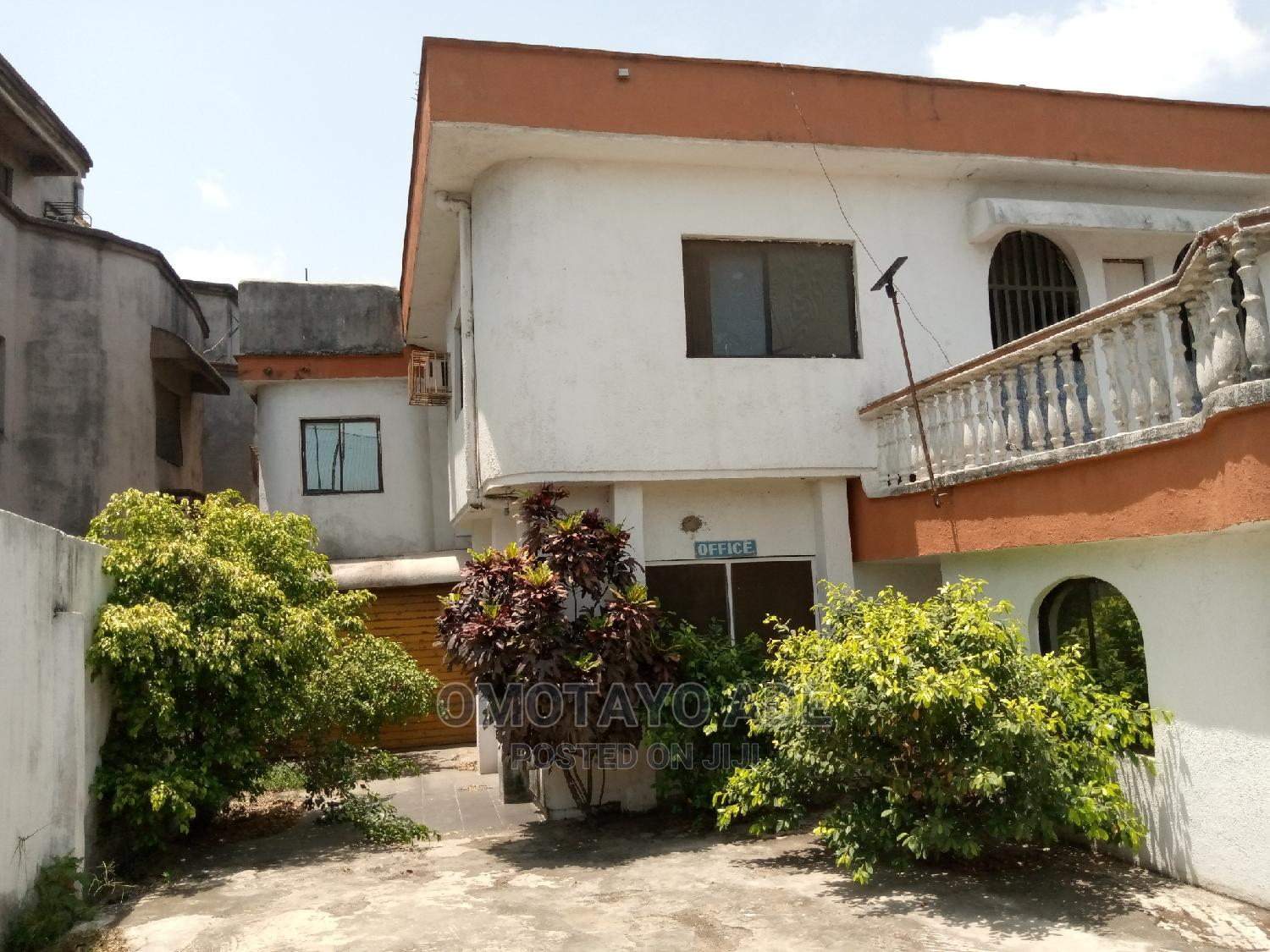 7 Bedroom Detached Duplex With C of O/ Survey Plan | Commercial Property For Sale for sale in Ojo, Lagos State, Nigeria