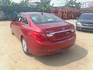 Hyundai Sonata 2011 Red | Cars for sale in Akwa Ibom State, Uyo