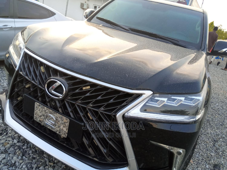 Lexus LX 2010 570 Black | Cars for sale in Durumi, Abuja (FCT) State, Nigeria