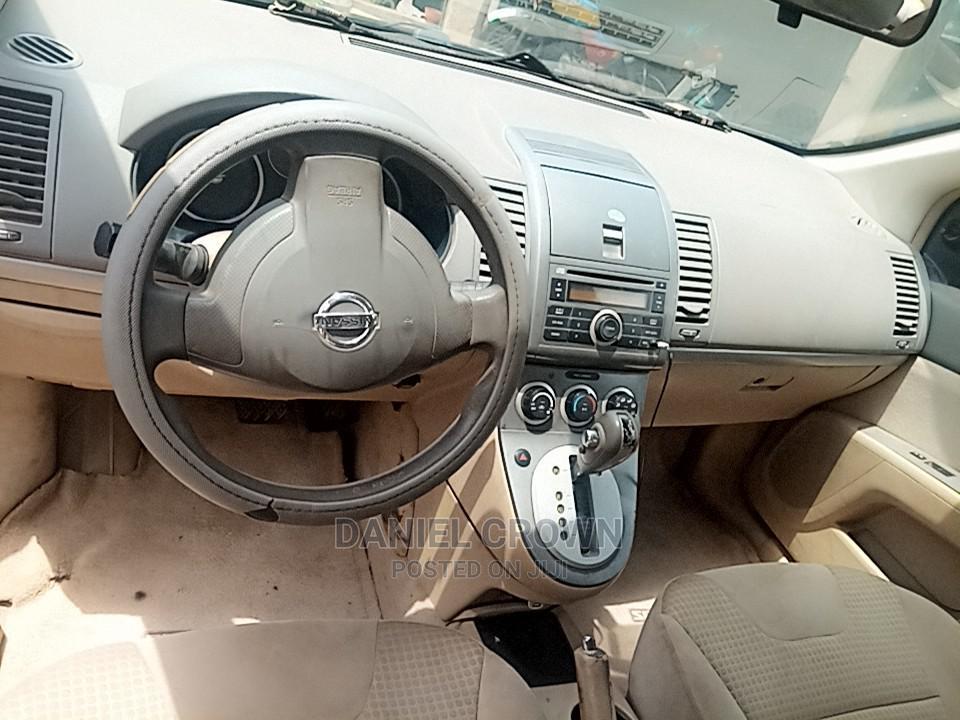 Nissan Sentra 2007 2.0 S Black | Cars for sale in Ibadan, Oyo State, Nigeria