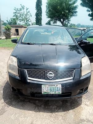 Nissan Sentra 2007 2.0 S Black | Cars for sale in Oyo State, Ibadan