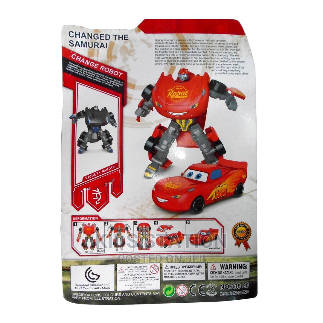 Small Mc Queens Transformer Robot   Toys for sale in Yaba, Lagos State, Nigeria
