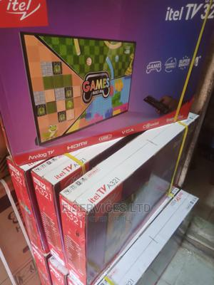 The Itel 32 Inches Intches TV | TV & DVD Equipment for sale in Lagos State, Amuwo-Odofin