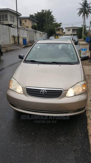 Toyota Corolla 2007 S Gold   Cars for sale in Lagos State, Maryland