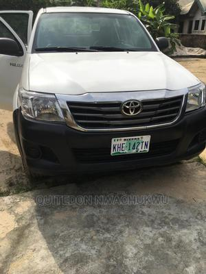 Toyota Hilux 2012 2.7 VVT-i 4X4 SRX White   Cars for sale in Rivers State, Port-Harcourt