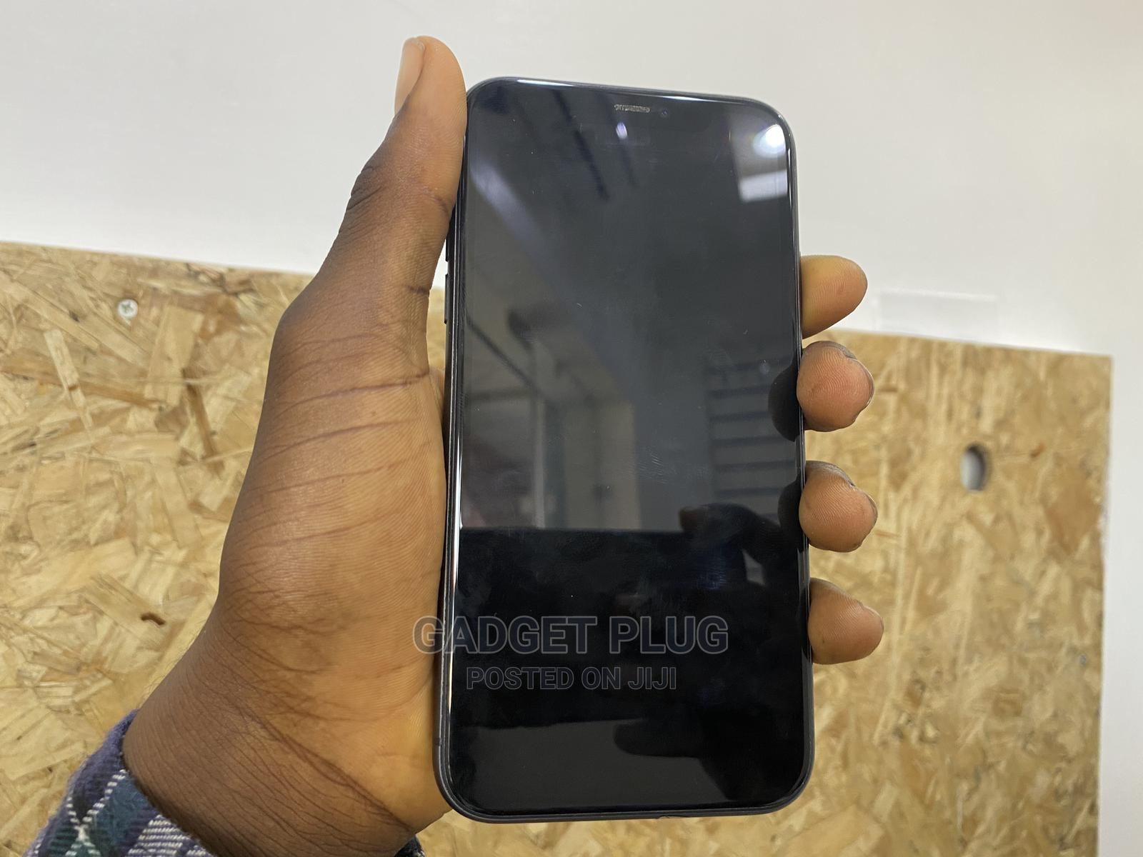 Apple iPhone 11 128 GB Black   Mobile Phones for sale in Wuse 2, Abuja (FCT) State, Nigeria