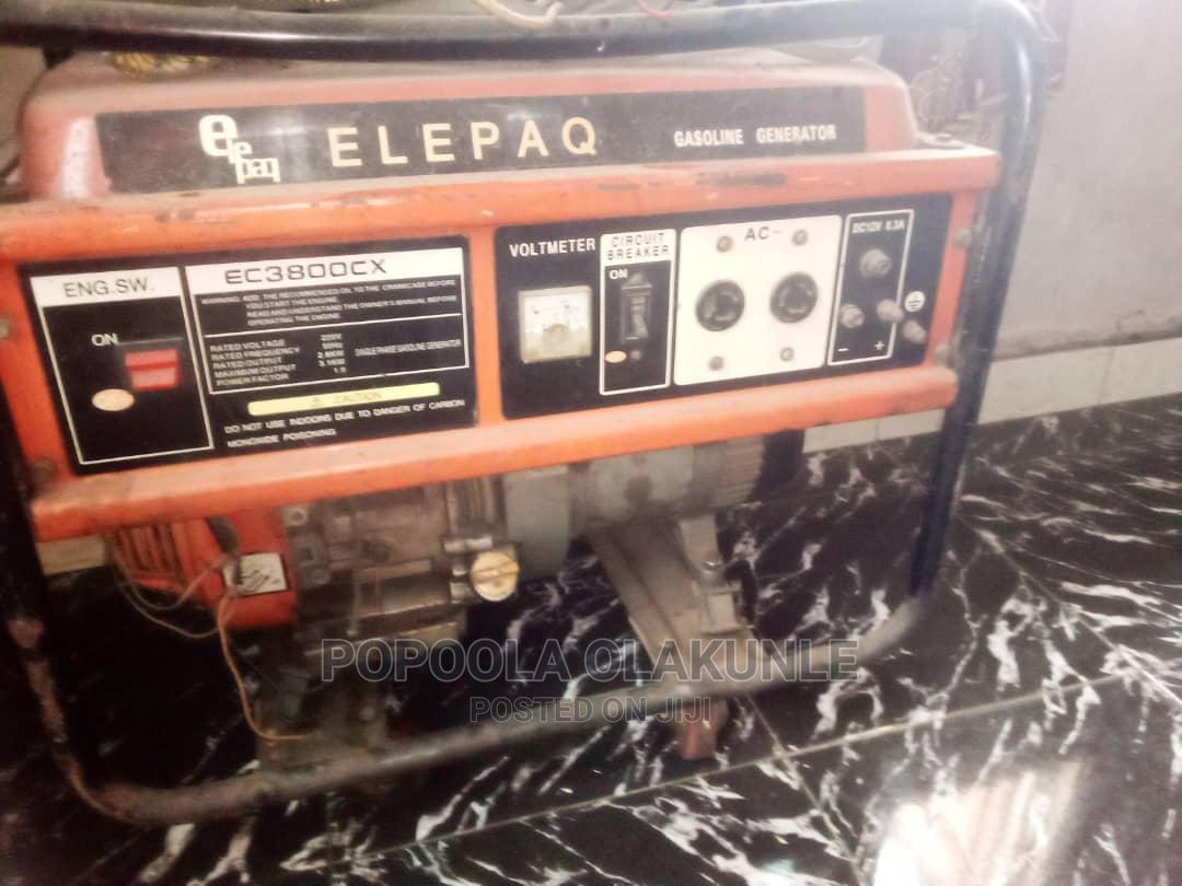 Archive: Elepaq Big Generator