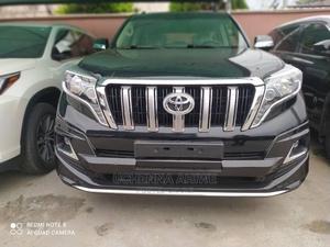 Toyota Land Cruiser Prado 2015 4.0 V6 Dual VVT-i Black | Cars for sale in Lagos State, Amuwo-Odofin