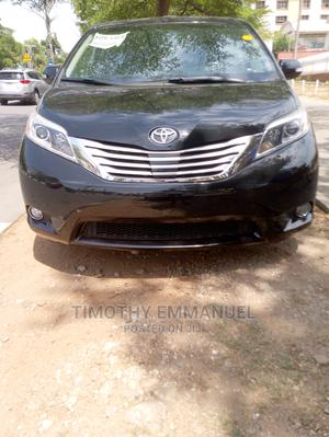 Toyota Sienna 2017 Black | Cars for sale in Abuja (FCT) State, Garki 2