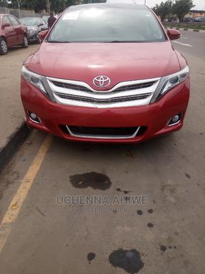 Toyota Venza 2013 Limited AWD V6 Red | Cars for sale in Lagos State, Surulere
