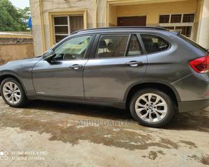 BMW X1 2013 sDrive28i Gray | Cars for sale in Kaduna State, Kaduna / Kaduna State