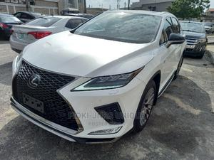 Lexus RX 2019 350 F Sport AWD White   Cars for sale in Lagos State, Ikeja