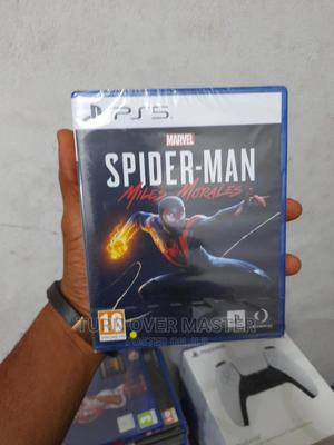 Ps5 Spider Man Miles Morals | Video Games for sale in Lagos State, Ikeja