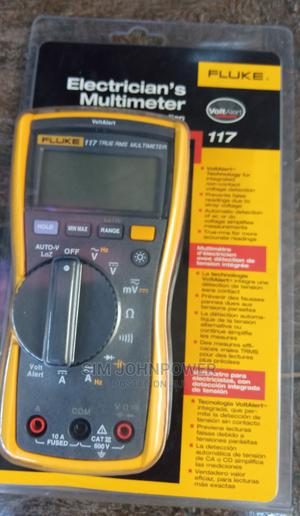 Fluke 117 ELECTRICIAN Multimeter | Measuring & Layout Tools for sale in Lagos State, Ojo