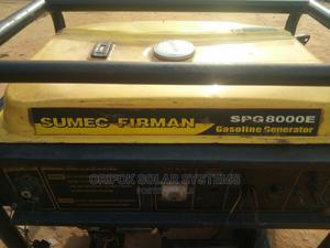 Neatly Used 13hp Sumec Petrol Generator   Electrical Equipment for sale in Enugu State, Enugu
