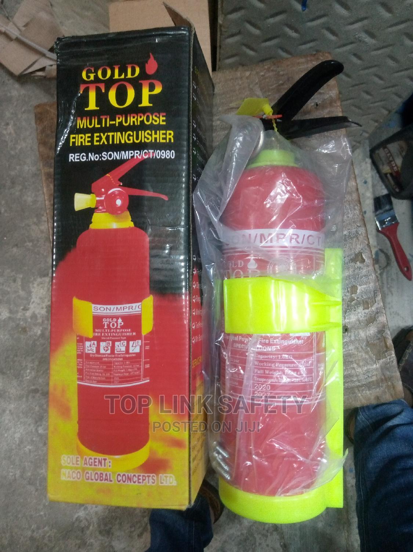 Fire Extinguisher | Safetywear & Equipment for sale in Lagos Island (Eko), Lagos State, Nigeria