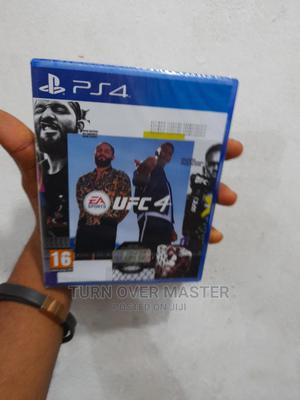 Ps4 Ufc4 Game Cd | Video Games for sale in Lagos State, Ikeja