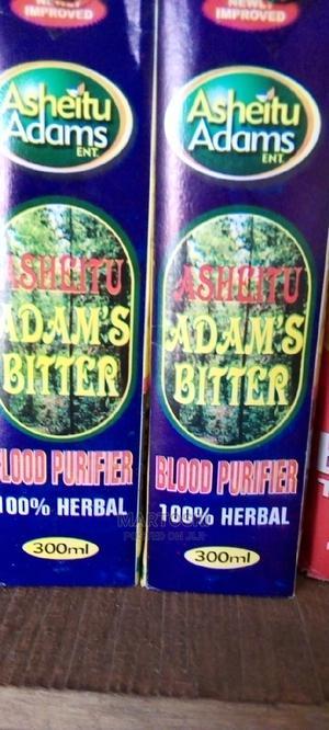Ashietu Adams Bitter Blood Purifier   Vitamins & Supplements for sale in Lagos State, Ikeja