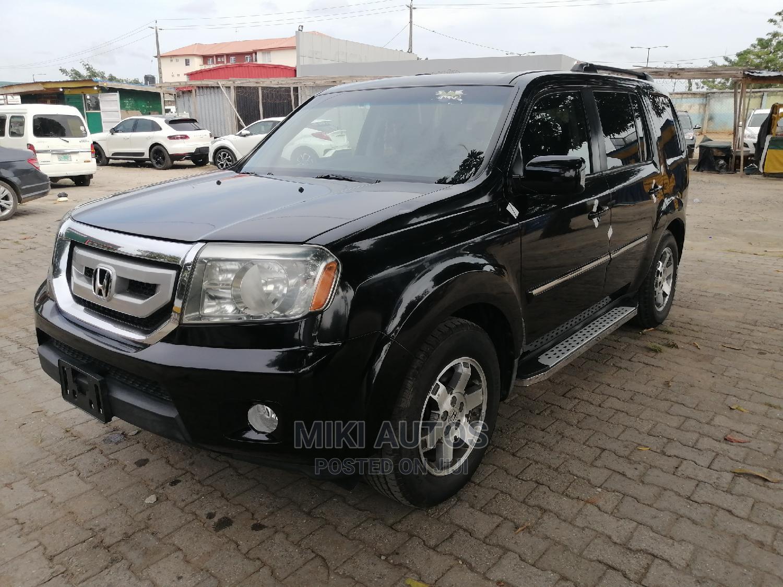 Honda Pilot 2010 Black | Cars for sale in Amuwo-Odofin, Lagos State, Nigeria