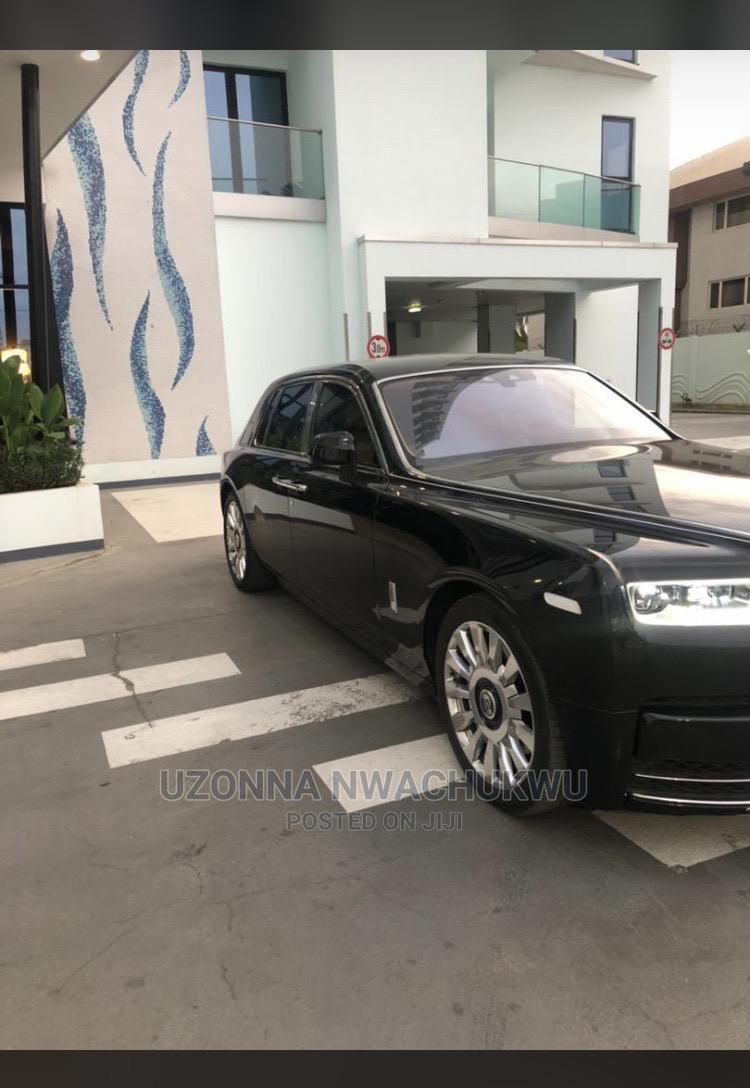 Rolls-Royce Phantom 2018 Black   Cars for sale in Ajah, Lagos State, Nigeria
