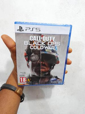 Call Of Duty Black Ops Cold War For   Video Games for sale in Lagos State, Ikeja