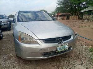 Honda Accord 2003 Silver   Cars for sale in Abuja (FCT) State, Jabi