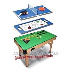 3 in 1 Pool Table   Sports Equipment for sale in Lagos State, Ajah