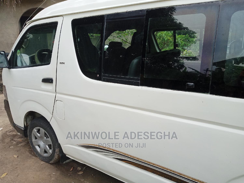 Toyota Hummer Bus